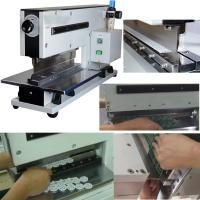 Quality Air Driven PCB Depanelizer For LED Strip PCB Cutting Machine for sale