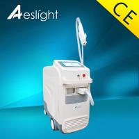 Buy OPT Long Pulse ND Yag Laser For Vascular Lesion Treatment / Leg Hair Removal at wholesale prices