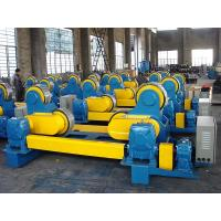 Quality Adjustable Polyurethane Pipe Welding Rollers For Nonferrous Metals Tank Welding for sale