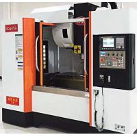 Wide Range Precision CNC Machining Center PMI Guide Way 3 Axes Motor