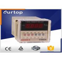 Quality 5A Output Contact -Time Limit 2c Time Delay Relay Time 0.01~99990H 0.1 Sec Max for sale
