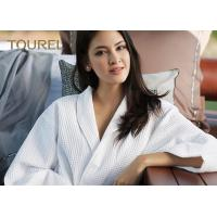 Quality Fully Stocked Velour Fancy Fluffy Luxury Cotton Bathrobes For Women for sale