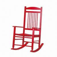 Quality Rocking Chair, Castanopsis Cuspidata Wood, Different Sizes Available for sale