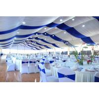 Luxury Marquee Outside Wedding Tents Banquet Hall Tent For Event Parties for sale