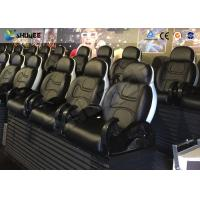 Buy Interactive Game 7D Cinema System 7D Simulator With Gun Shooting Effect at wholesale prices