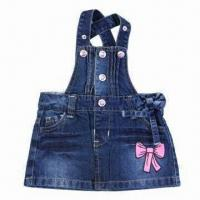 China Girl's Fancy Dress, Eco-friendly, OEM Services Provided on sale