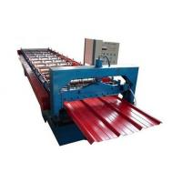 Quality Hydraulic Building Roof / Wall Panel Roll Forming Machine / Equipment for sale