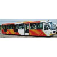 Quality Professional 51 Passenger Narrow Body Airport Apron Bus 10600mm×2700mm×3170mm for sale