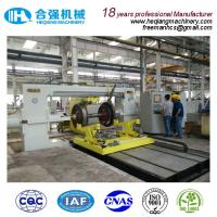 Quality HUBEI HEQIANG 300T Double-cylinder Automatic CNC Wheelset Press, Wheel Press-mounting Machine for sale