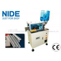 Quality Motor Armature And Stator Slot Insulation Paper Wedge Inserting Machine 220V 60Hz for sale