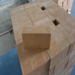 China Magnesia Zirconia Bricks Kiln Refractory Bricks for 1750 C Ultra High Temperature Kiln or Erosion of Furnace on sale