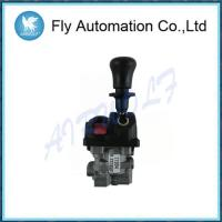 Buy cheap 12 Bar Dump Truck Hoist Controls 4 Hole / Air Control Valve With PTO Function from wholesalers