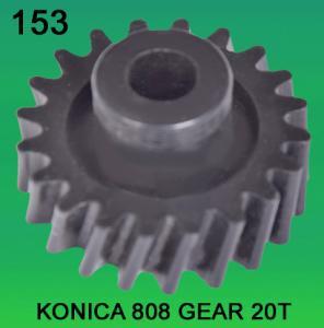 Quality GEAR TEETH-20 FOR KONICA 808 MODEL minilab for sale