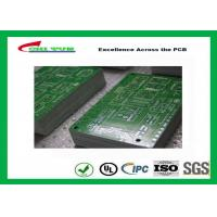 Quality Computer Quick Turn PCB Fabrication 0.35mm Min Hole Lead Free HASL for sale