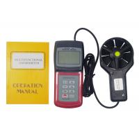 Buy Digital Anemometer Wigh High Accuracy AM-4836V at wholesale prices