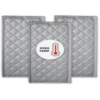 Quality Noise Blanket 1000mm*2400mm for Australia standard temporary fencing thickness 18mm /40dB noise absorbed for sale