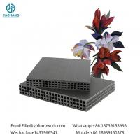 Quality Black hollow plastic formwork for sale