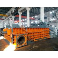 Buy 315 Tons Baling Force Cuboid Block Cylinder Scrap Metal Press Machine at wholesale prices