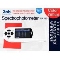 Quality NH310 Portable Color Matching Spectrophotometer Paint Colorimeter With Auto Calibration for sale