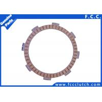 FCC Motorcycle Clutch Friction Plate Honda CBF150 Environmental Protection for sale