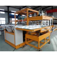 Quality White Plastic Styrofoam Disposable Lunch Box Making Machine 170-200KW for sale