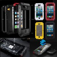 Buy cheap Waterproof Yellow Durable Strike Cellphone Case For iphone / Samsung from wholesalers