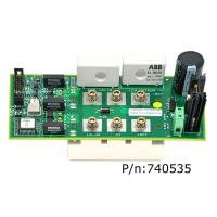 Quality 740535 Board Driver IGBT 50A+ Brake , Used For Vector 5000 Cutter Machine for sale