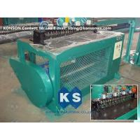 Quality Wrapped Edge Machine Gabion Box Production Line Selvedge Wire Mesh Machinery for sale