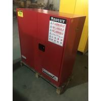 Quality Flammable Vented Chemical Storage Cabinets For Combustible Liquid 30 gallon for sale