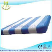 Quality Hansel inflatable water mat inflatable water floats for sale