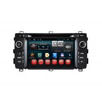 Quality Android DVD Player Toyota Auris GPS Navigation Rearview Camera Input SWC TV for sale