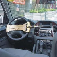 Quality Steering Wheel Lock Made of Anti-Saw Steel Bar for sale