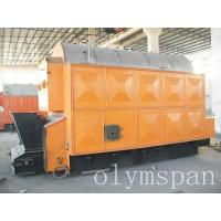 Quality High Efficiency Fuel Oil Fired Steam Boiler Heat Exchanger For Industrial for sale