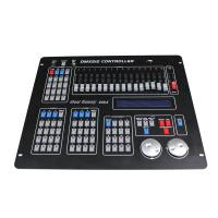 Quality Professional Dmx512 Intelligent Lighting Controller , Dmx Controller For Moving Heads for sale