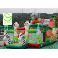 Buy cheap New design Inflatable trampoline for sale with warranty 24months from GREAT TOYS from wholesalers