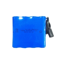 Quality Pollution Free 7.4V 8000mAh Sony 18650 Lithium Ion Battery for sale