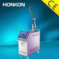 Buy Deep Wrinkles Removal Co2 Fractional Laser Machine , High Power Single Pulse Laser at wholesale prices