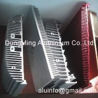 Quality Aluminium Heatsink Aluminium Radiator for sale