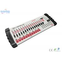 Quality 384 DMX Controller / DMX512 Stage Light Controller 30 Chase Procedures for sale
