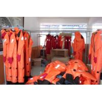 Quality Best Price EC Approval 142N SOLAS Marine life-saving suit For Sale for sale