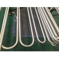 Quality ASTM B444 Gr.2 INCONEL 625    Seamless U Bend Tube for Heat Exchanger Application 100% UT & ET & HT for sale