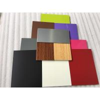 Quality Various Colors AluminumCompositePanelCladding With Cold Resistance for sale