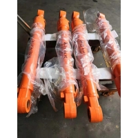 Quality zx110 bucket hydraulic cylinder Hitachi excavator spare parts construction spare parts JDF hydraulic factory for sale