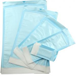 Quality Autoclave Dental Medical Sterilization Products , Disposable Sterilisation Pouches for sale