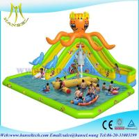 Quality Hansel Giant Inflatable Water Toys , Inflatable Water Park , Inflatable Water Park Games for sale