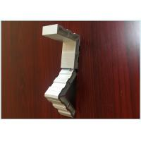 Quality Champagne Industrial Aluminum Extrusion Profile Smooth Surface For Assembly Lines for sale
