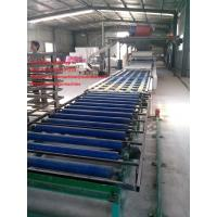 Quality Wall Pannel Decoration Magnesium Oxide Board Production Line Environment Friendly for sale
