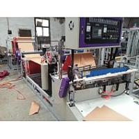 Quality non woven Profiled bag making machine for sale