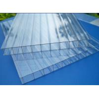 Greenhouse Polycarbonate Hollow PC Sheet For 10 years guarantee