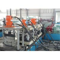 Quality Ladder Cover Metal Stud Roll Forming Machine 1.2-2.0mm Thickness Gear Speed for sale